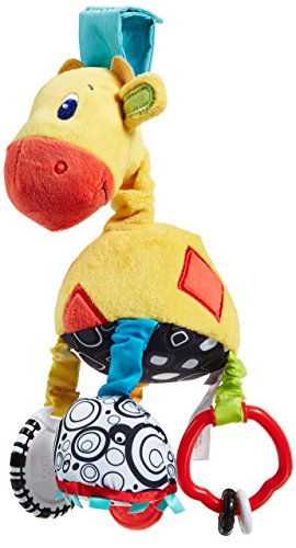 Bright Starts Start Your Senses Sensory Giraffe Tabolino
