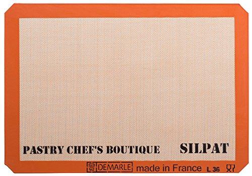 Silpat Ae420295 07 Premium Non Stick Silicone Baking Mat